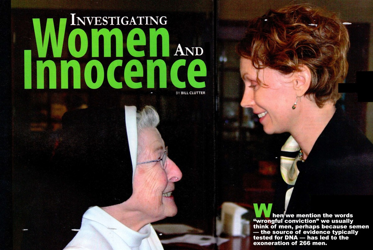 Investigating Women And Innocence
